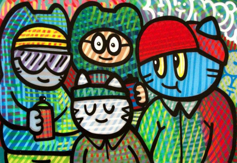 Artista-Colombo-Francés