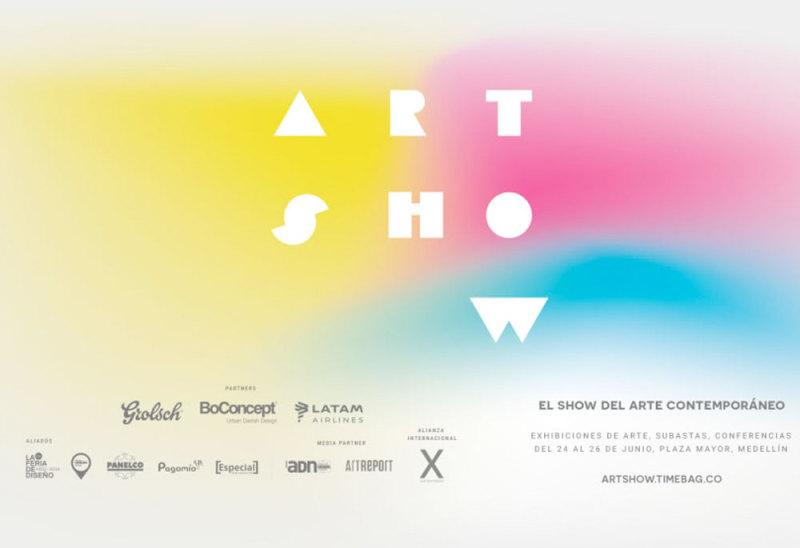 Timebag Artshow