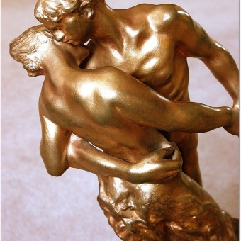 """La Valse"", Camille Claudel"