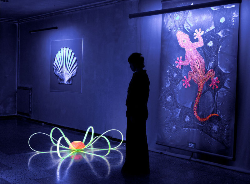 Beo Beyond artista exposición en barcelona