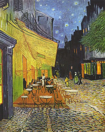 350px-Vincent_Willem_van_Gogh_-_Cafe_Terrace_at_Night_(Yorck)